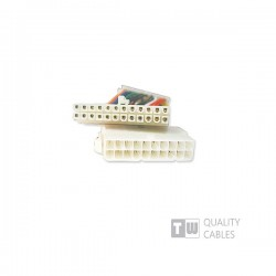 Adaptor For Power Supplies 20 Pin To 24 Pin Atx